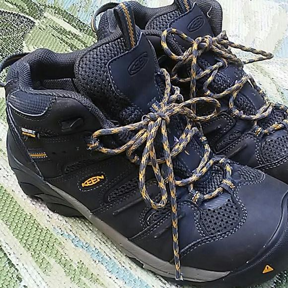 Keen Shoes | Keen Lansing Mid Wp Steel
